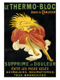 Le Thermo-Bloc Giclee Print by Leonetto Cappiello