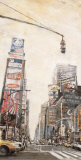 Times Square II Poster by Matthew Daniels