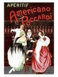 Aperitif Americano Poccardi Giclee Print by Leonetto Cappiello
