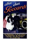 Allez Chez Poccardi Giclee Print by Leonetto Cappiello