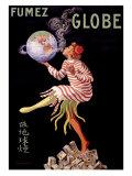 Fumez le Globe Giclee Print by Leonetto Cappiello