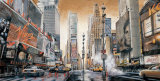 Crossroads, Times Square Prints by Matthew Daniels