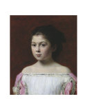 Marie Yolande de Fitz James, c.1867 Prints by Henri Fantin-Latour