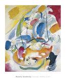 Improvisation no. 31, Sea Battle, c.1913 Kunstdrucke von Wassily Kandinsky