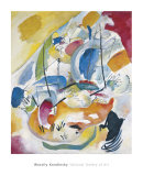 Improvisation no. 31, Sea Battle, c.1913 Lámina por Wassily Kandinsky