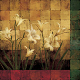 Lily Garden Prints by Marcia Wells