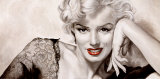 In Your Eyes, Marilyn Art by Frank Ritter