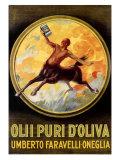 Olii Puri d'Oliva Giclee Print by Leonetto Cappiello