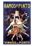 Ramos Pinto Porto Giclee Print by Leonetto Cappiello