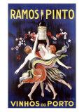 Ramos Pinto Porto Giclee Print by Leonetto Cappiello