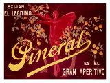 Pineral, Gran Apertivo Giclee Print by Leonetto Cappiello