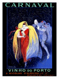 Carnaval Vinho do Porto Reproduction procédé giclée par Leonetto Cappiello