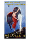 Eau des Recollets Giclee Print by Leonetto Cappiello