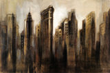 Flatiron Skyline Prints by Silvia Vassileva