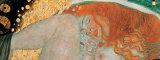Danae (detail) Pósters por Gustav Klimt