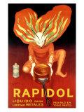 Rapidol Giclee Print by Leonetto Cappiello