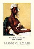 Portrait Of Negress Poster von Marie Guilhelmine Benoist