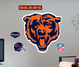 Chicago Bears- Fathead Wall Decal