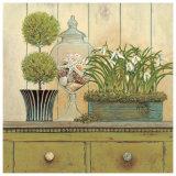 Vintage Garden III Prints by Arnie Fisk