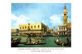 Venice Prints by Canaletto