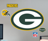 Green Bay Packers- Fathead Wall Decal