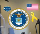 Air Force Insignia- Fathead Wall Decal