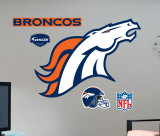 Denver Broncos- Fathead Wall Decal