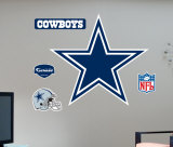 Dallas Cowboys- Fathead Wall Decal