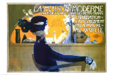 La Maison Moderne Prints by Manuel Orazi