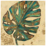 Leaf Motif III Kunst von Hope Smith