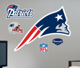 New England Patriots- Fathead Wall Decal