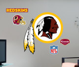 Washington Redskins- Fathead Wall Decal