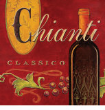 Chianti Poster by Angela Staehling