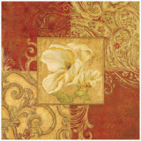 Magnolia Spice II Prints by Laurel Lehman