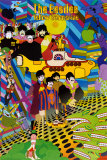 The Beatles- Yellow Submarine Print