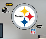 Pittsburgh Steelers- Fathead Wall Decal