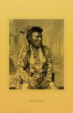 Sarcee Indian Masterprint