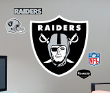 Oakland Raiders- Fathead Wall Decal