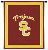 University of Southern California (USC) Trojans Wall Tapestry