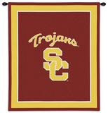 University of Southern California (USC) Trojans Wall Tapestry