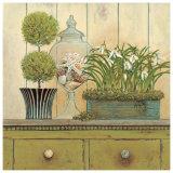 Vintage Garden III Affiches par Arnie Fisk