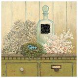 Vintage Garden IV Poster par Arnie Fisk