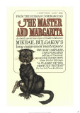 The Master and Margarita by Mikhail Bulgakov's Posters by Mercer Meyer