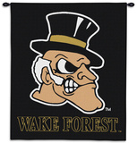 Wake Forest, The Demon Deacon Wall Tapestry