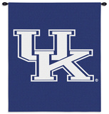 University of Kentucky (UK) Wall Tapestry