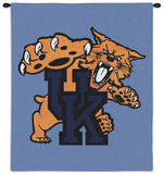 University of Kentucky (UK) Wildcats Wall Tapestry