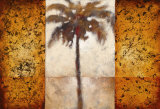 Sunset Palms I Art by Scott Lee