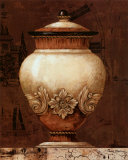 Timeless Urn I Art by Pamela Gladding