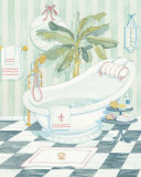 Slipper Tub Posters by Paul Brent