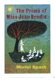 The Prime of Miss Jean Brodie by Muriel Spark Prints by Victor Reinganum